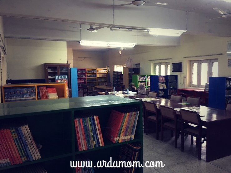 Children Library Islamabad