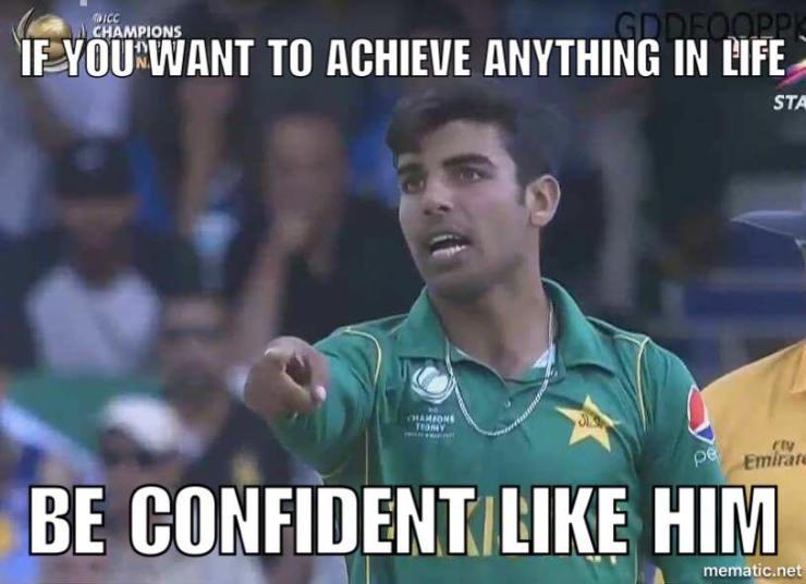 Shadab Khan of Pakistan Cricket Team