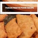 Param Puri Recipe