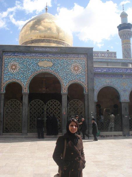 Travel to Syria - Roza of Hazrat Zainab
