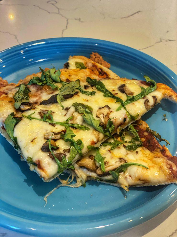 oats pizza recipe
