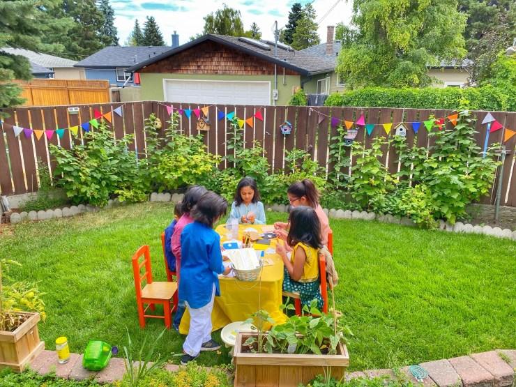Eid Garden Party games