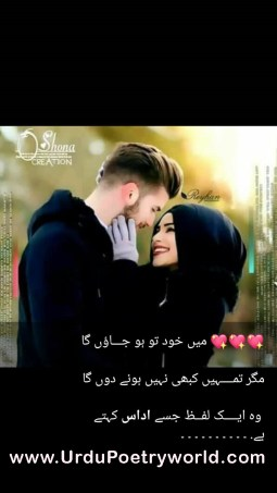 Best Romantic Urdu Poetry 2 Lines Urdu Romantic Shayari Image