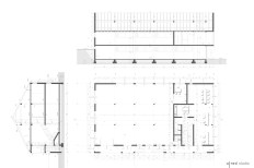plan & sections