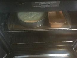 Water bath Cheesecake 001