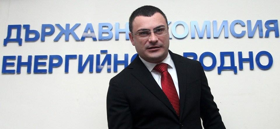 Председателят на ДКЕВР Боян Боев. Снимка: БГНЕС