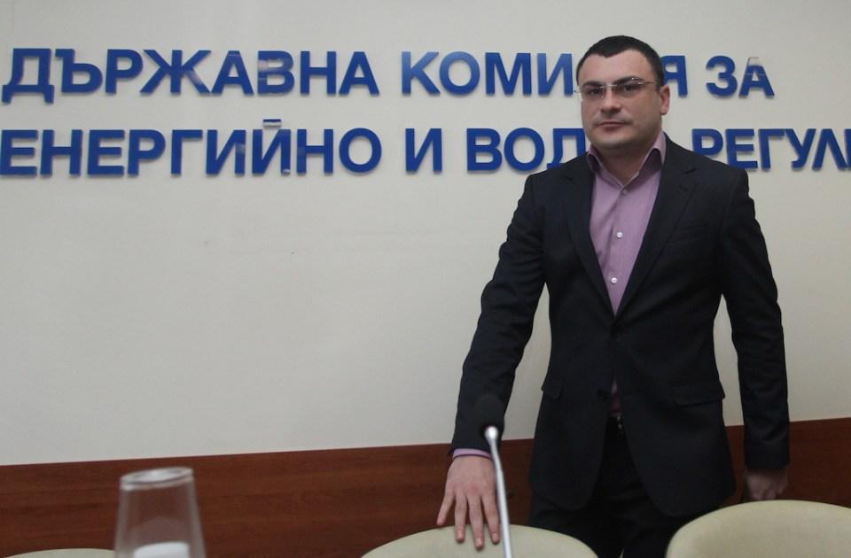Председателят на държавния енергиен регулатор Боян Боев Снимка: БГНЕС