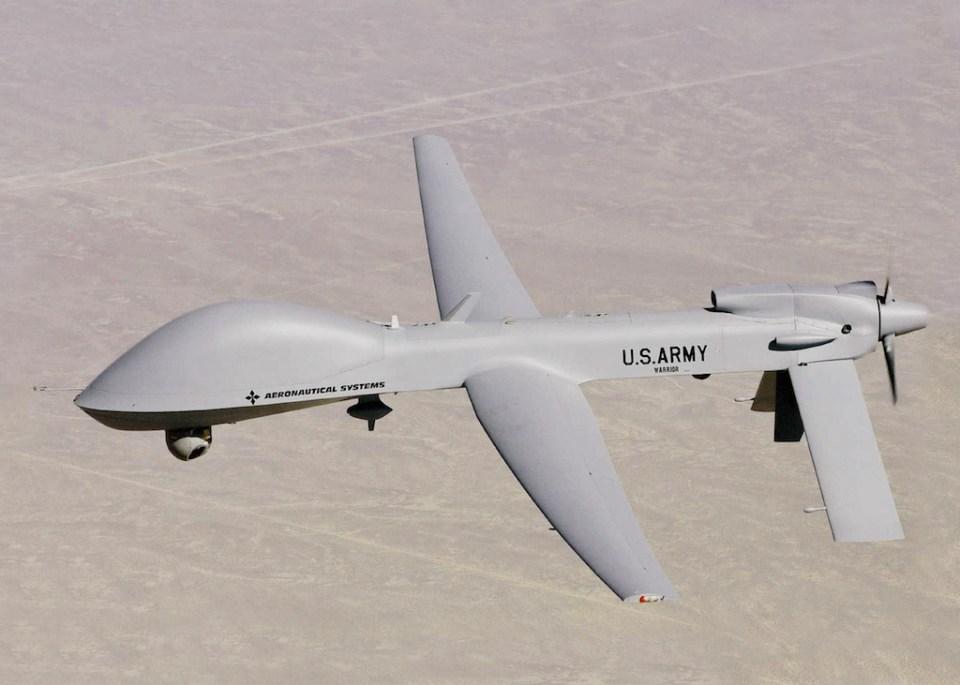 Дрон на въоръжение в американската армия Снимка: Wikipedia
