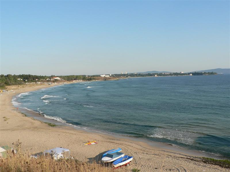 Плажът Корал