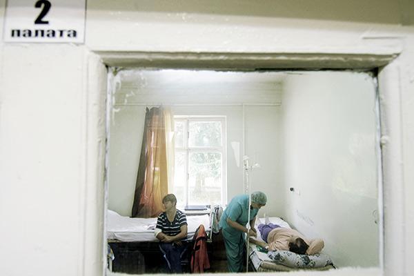 болница в Русия