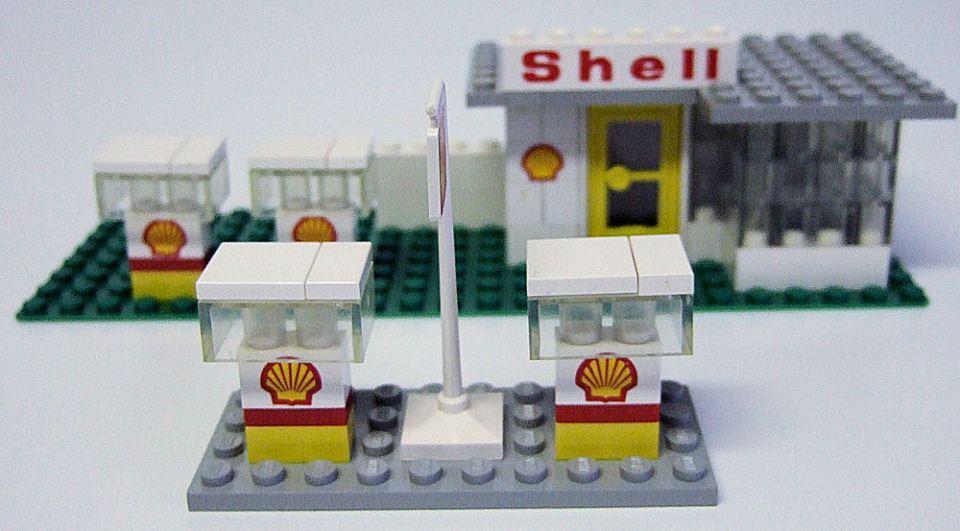 shell лего