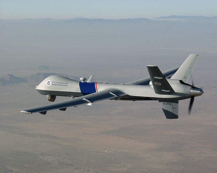 MQ-9 Reaper CBP Снимка: WikiMedia