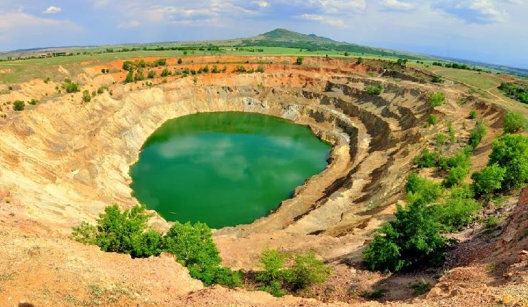 рудник Панагюрище