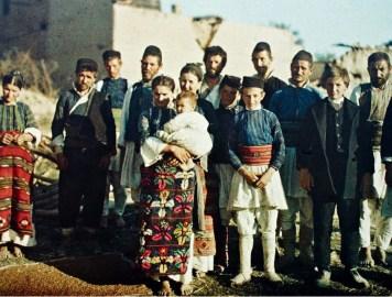 Жители на село Манджово