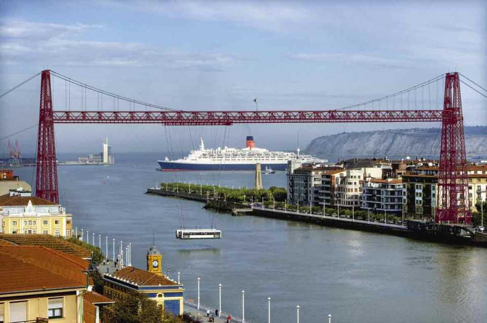 Мостът в Билбао - Бискайският мост