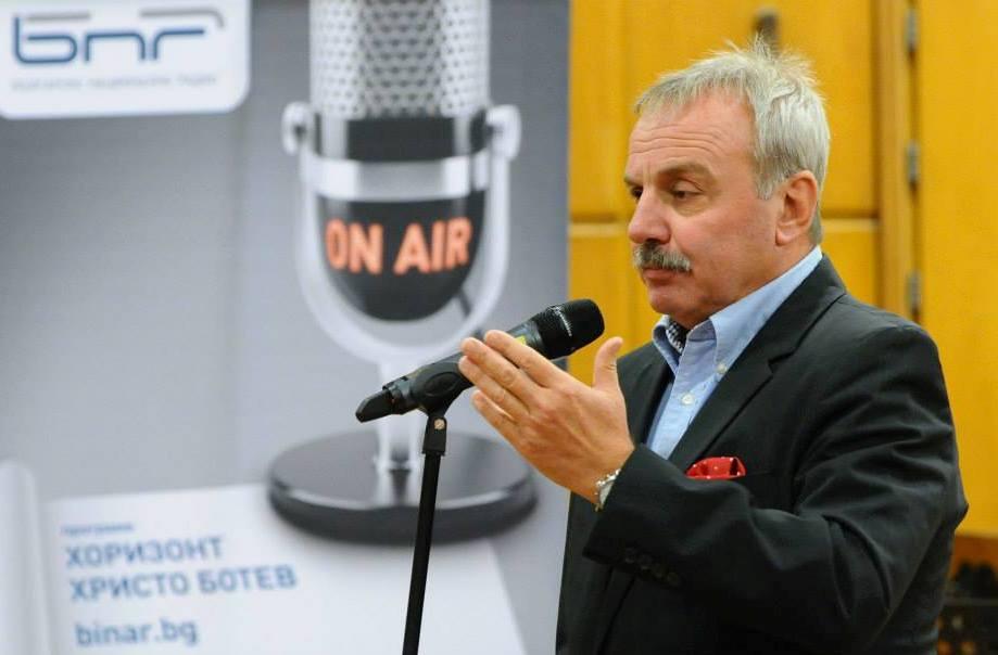 Генералният директор на БНР Радослав Янкулов