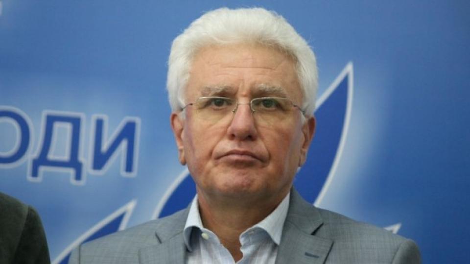 Христо Бисеров. Снимка: БГНЕС