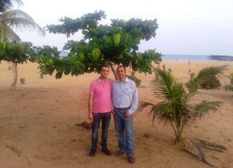 Бади и Хутхайфа в Того