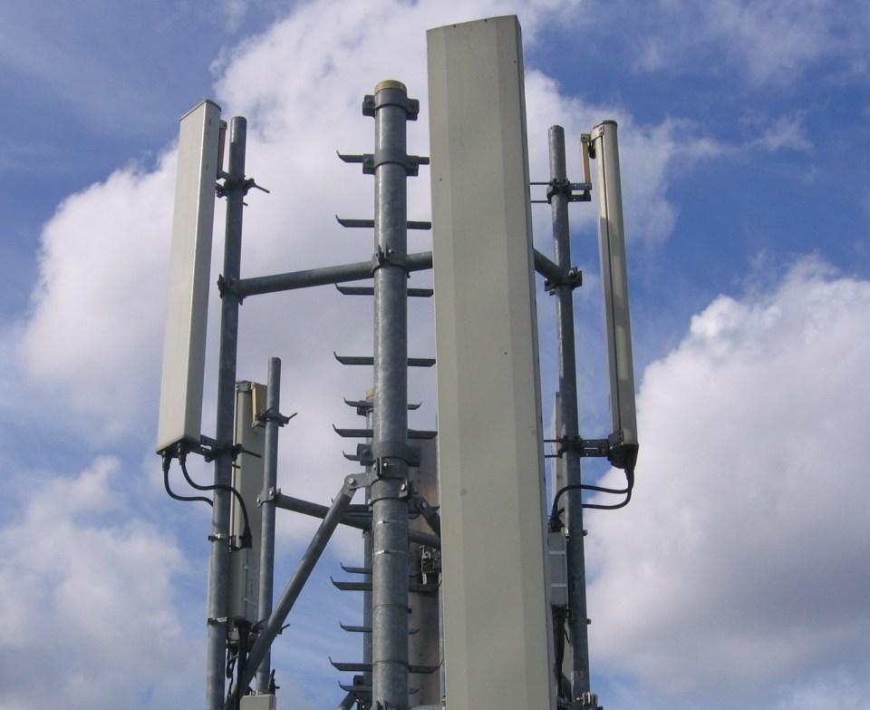 антени мобилни оператори