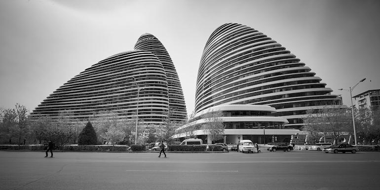 Wangjing SOHO, ©Jan Martin