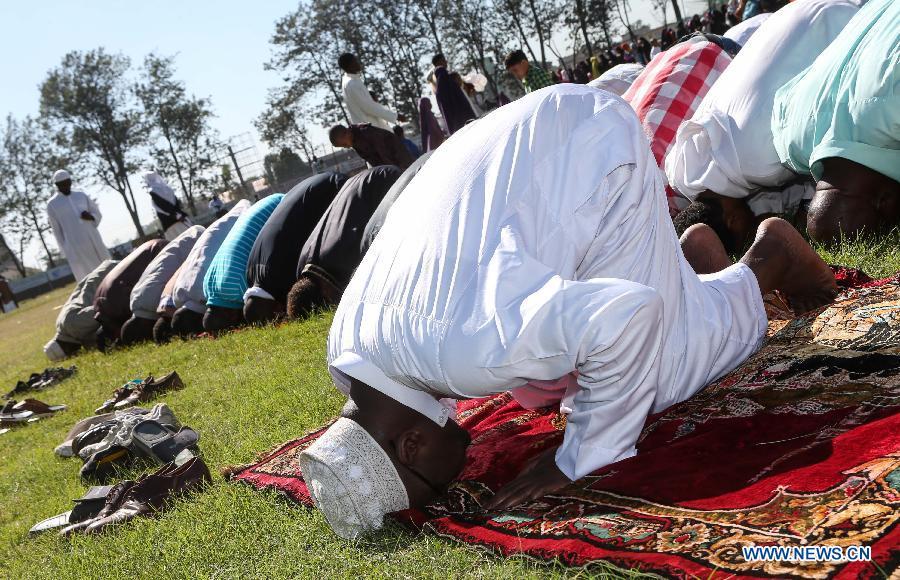 Кения мюсюлмани
