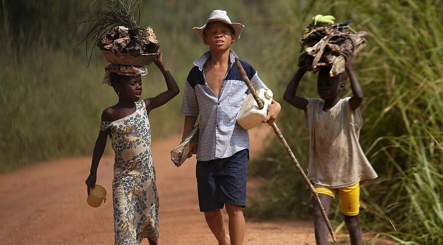 деца Африка детски труд