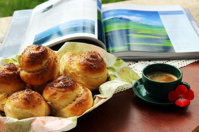 Хлебчета за закуска