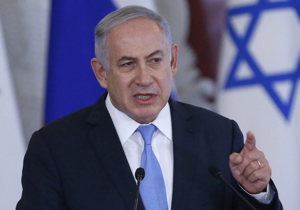 Бенямин Нетаняху. Снимка: ЕРА/БГНЕС