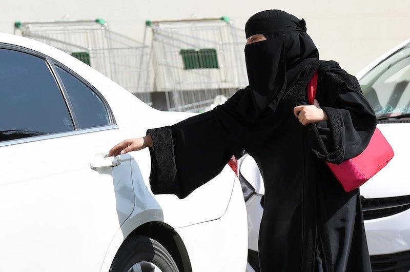 uber саудитска арабия