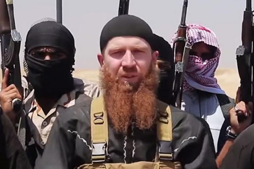 Омар Чеченеца