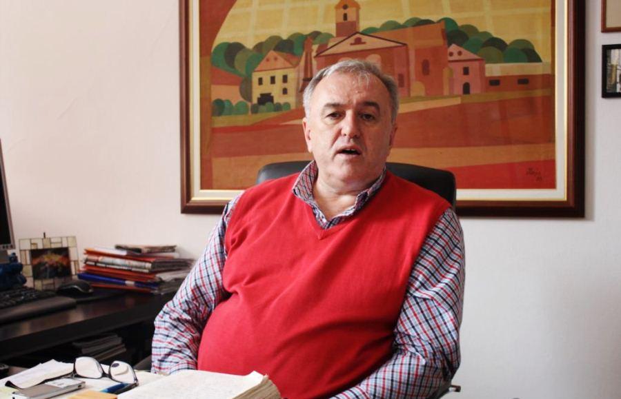 Маринко Умичевич. Снимка: mojabanjaluka.info