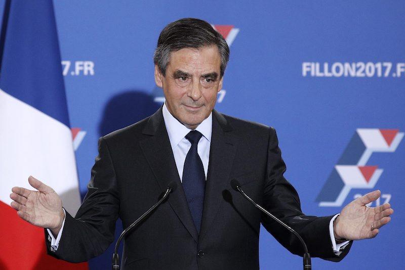 Франсоа Фийон ©EPA/БГНЕС