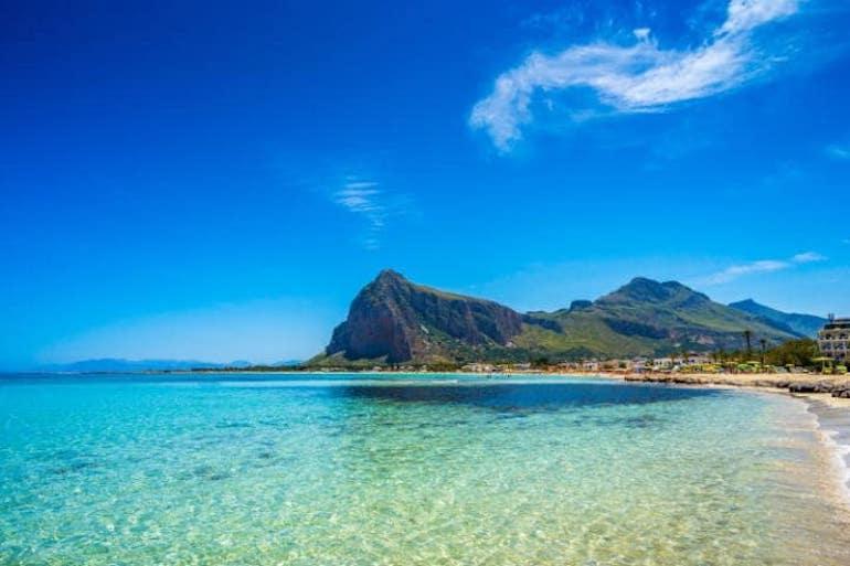сицилия плаж