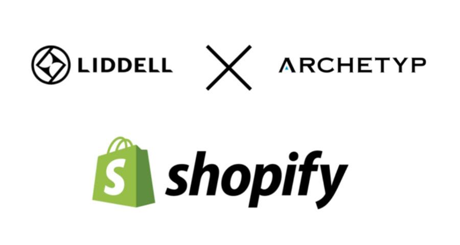 LIDDELL×ARCHETYP「Shopifyで売上アップを実現させるSNSマーケティング支援パッケージで協業を開始」!