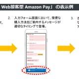 web接客型AmazonPayのメリット