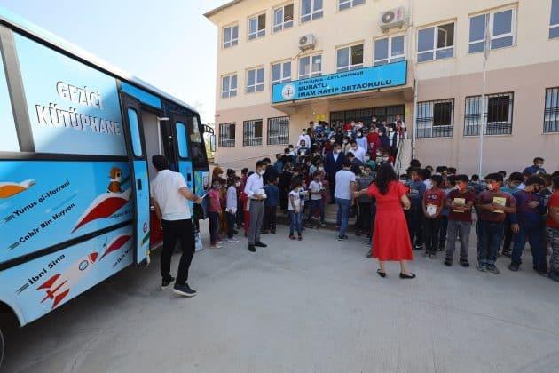 Büyükşehir Belediyesinden eğitime destek