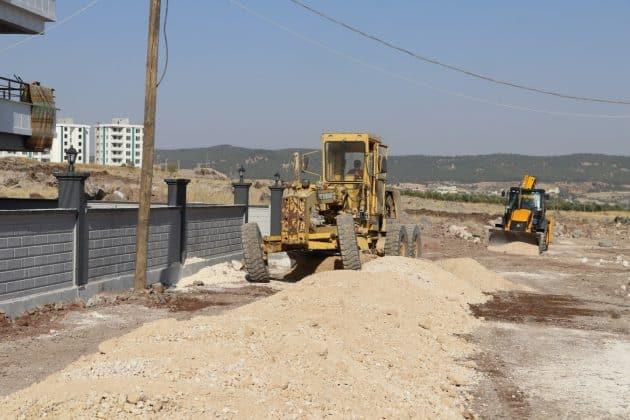 karaköprü- belediye çalışması