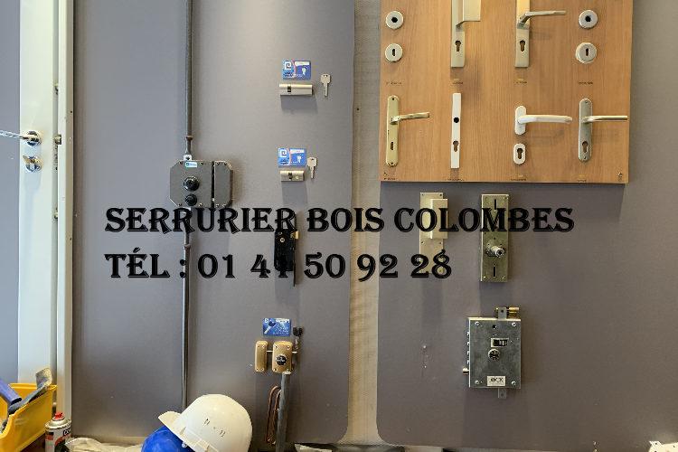 Serrurier Bois Colombes urgence