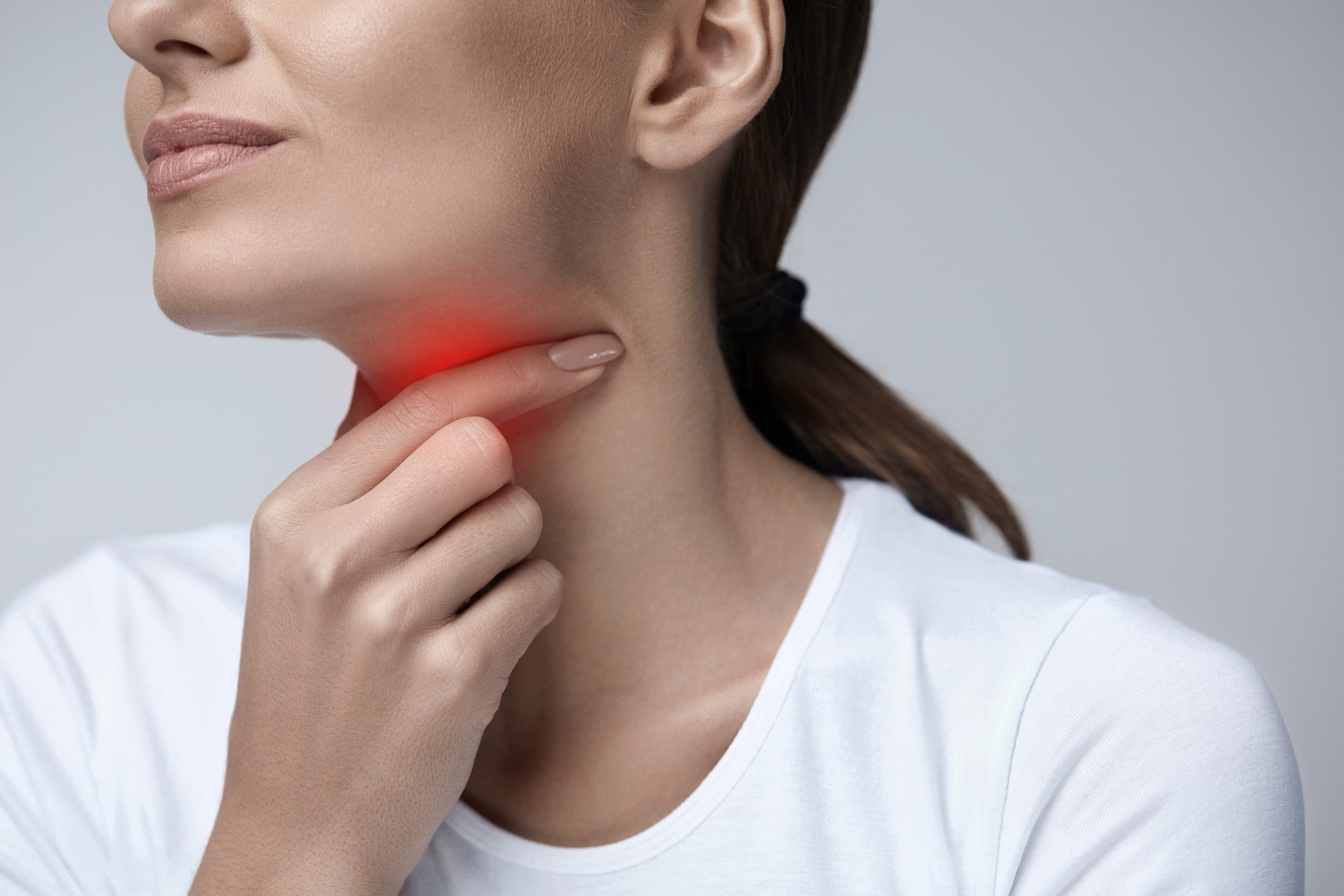 images Taking Care of a Sore Throat