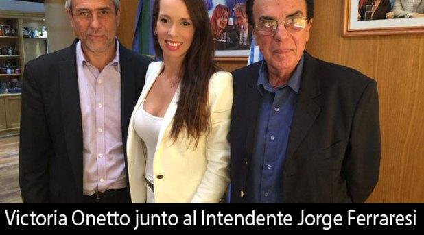 Mirá cuánto cobra Victoria Onetto como funcionaria ultra K del Municipio de Avellaneda