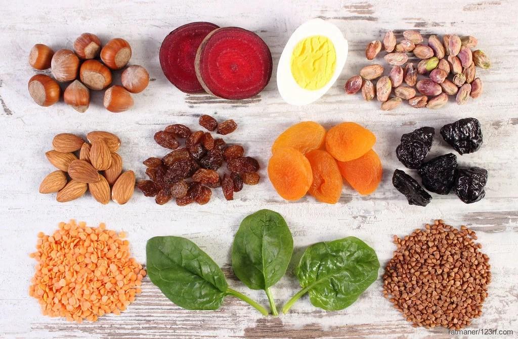 Vitamin-B10-Mangel und Eisenmangel überwinden