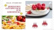 Vitamin B12 feiert Geburtstag: Leckere Rezepte mit Pfiff