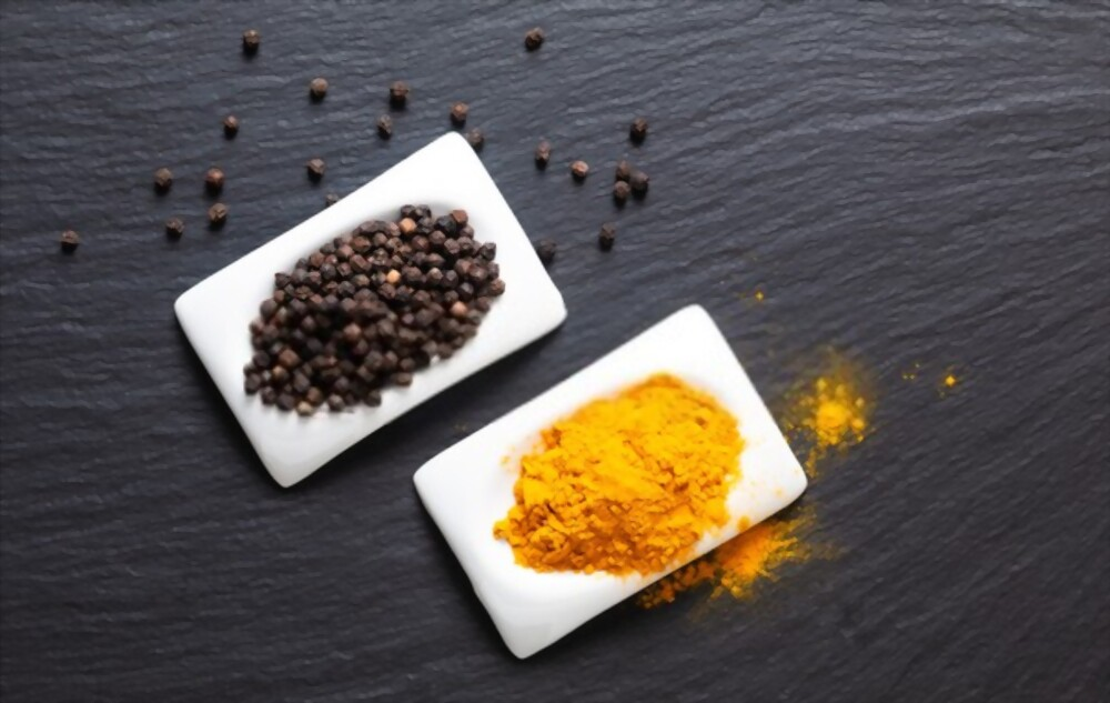Turmeric With Ground Black Pepper Only 1 Tablespoon A Day What's It Good For Benefits and More