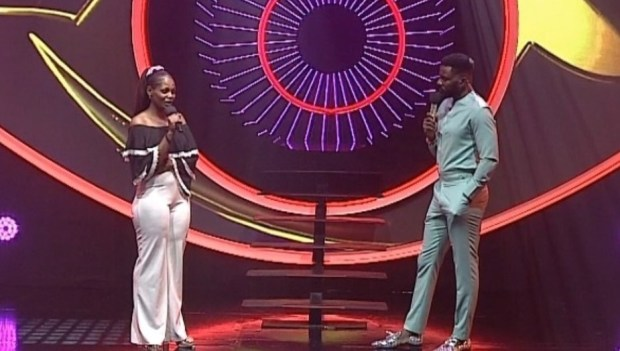 Kaisha evicted from Big Brother Naija