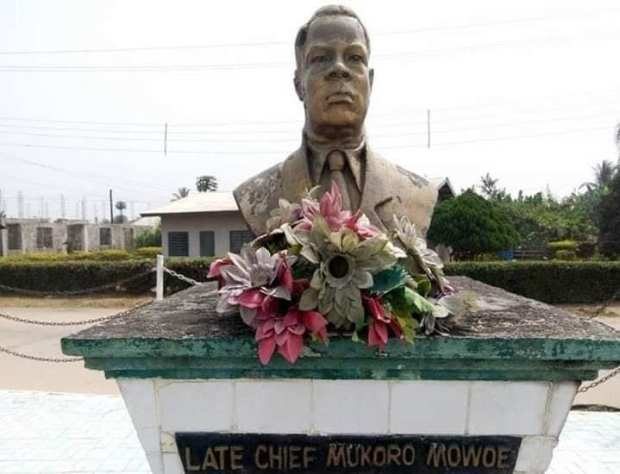 MUKORO MOWOE IS A TRAILBLAZER OF ALL TIME - UPU YOUTHWING