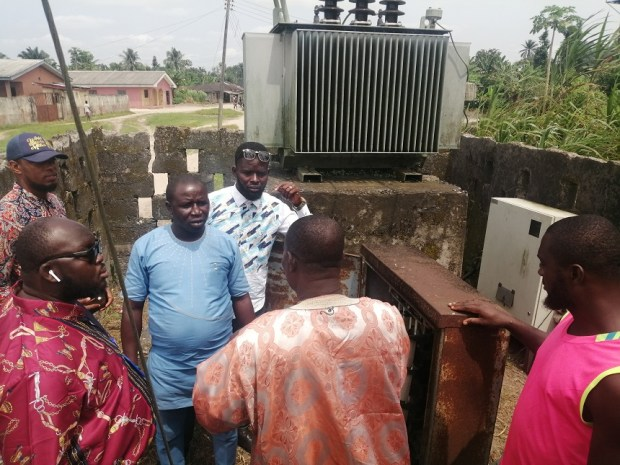 HON FRANCIS EJIROGHENE WAIVE PLAYED HIS ROLE BY RESTORING OTOR-EDO ELECTRICITY