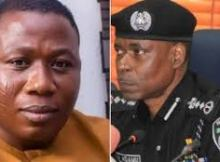 Dont Kill Or Arrest Igboho Ffk Warns Presidency Igp