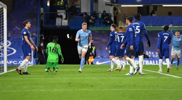 Lampard Not Worried By Chelsea Crash