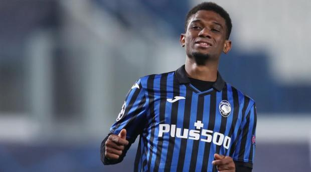 Manchester Sign Diallo Amad Winger From Atalanta