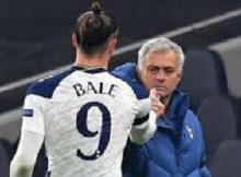Mourinho Doubt The Future Of Bale In Tottenham 1
